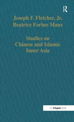 Studies on Chinese and Islamic Inner Asia (Variorum Collected Studies)