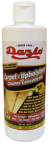 Dazlo Carpet & Upholstery Cleaner Concentrate (330G)