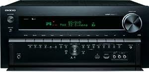 Onkyo TX-NR828 (B) 7.2-Kanal-AV-Netzwerk-Receiver (THX, WiFi, Bluetooth, 8x HDMI IN/2x OUT, Musikdienste, App, 3 Zonen) schwarz