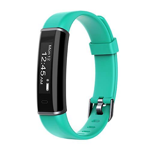 Willful Fitness Tracker Pedometro da Polso Smartwatch Orologio Fitness Donna Uomo Bambini Impermeabile IP67 Smart Watch Contapassi Calorie per Samsung Xiaomi iPhone Hauwei Android iOS Smartphone