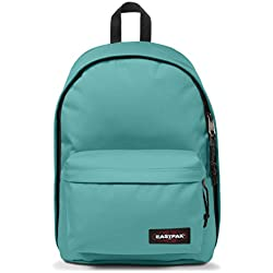 Eastpak out of Office Mochila Infantil, 44 cm, 27 Liters, Turquesa (River Blue)
