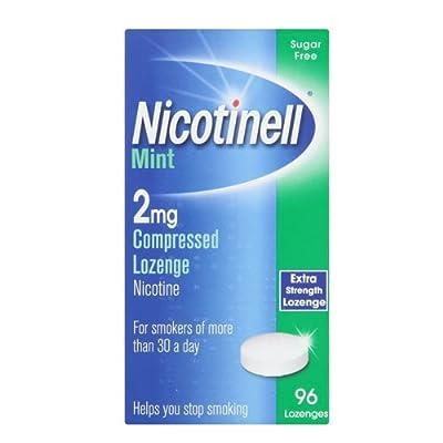 Nicotinell Lozenge Mint 1mg - 36 Lozenges