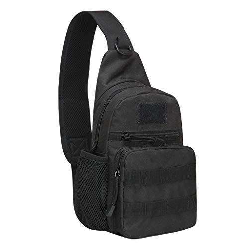 perfk 1 Stück Angeltasche Schulter Tragegurt Aufbewahrungskoffer Wasserdicht Tasche Umhängetasche - Typ 1