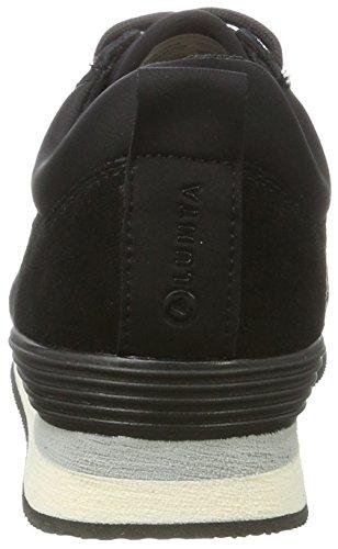 Ice Peak Jatta, Chaussures Multisport Outdoor Femme Noir (Black)