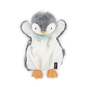 Kaloo Les Amis – Doudou Marionnette 30 cm – Pépit' Pingouin