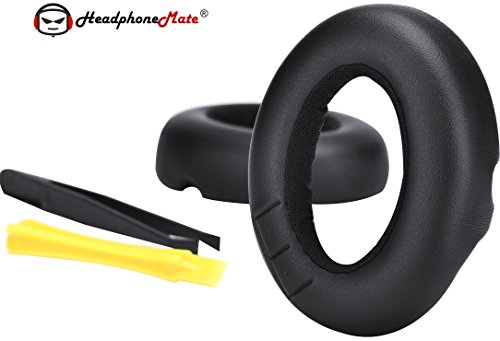 HeadphoneMate Cuscinetti di ricambio per cuffie per Parrot Zik 2 e Zik 3
