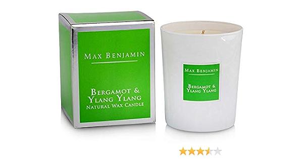 Max Benjamin Bergamotte Ylang Ylang Luxus Naturkerze C36 Küche Haushalt