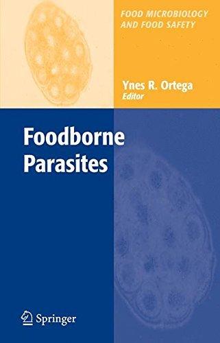 Foodborne Parasites (food Microbiology And Food Safety) por Ynes R. Ortega epub