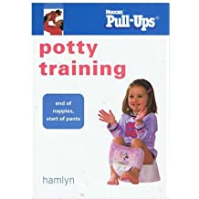 Potty Training End of Nappies, Start of Pants (Huggies Pull-Ups)