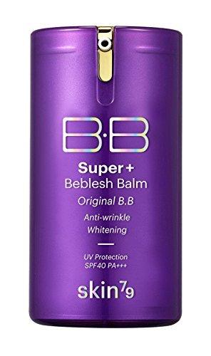 [Skin 79] Purple Super Plus BB Cream Beblesh Balm SPF40 PA+++ Pump by Skin79 by SKIN79