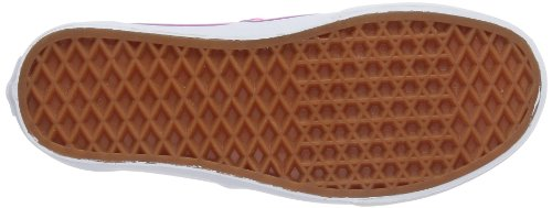 Vans U AUTHENTIC VTSV8PV Unisex-Erwachsene Sneaker Pink (neon Pink/pur)