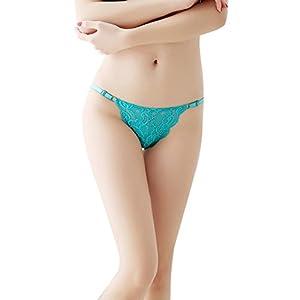 🎉 YSFWL 🎉 Bekleidung Damen Dessous Unterhosen Unterwäsche Packung Wäsche Thongs Unterkleidung Reizvoller Spitze Offen Schritt Niedrige Taille Tangas Sexy Lace Briefs Panties G-String