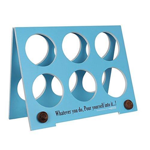 ek-do-dhai-classic-blue-wine-rack-foldable