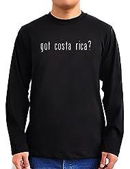 Got Costa Rica? Langarm T-Shirt