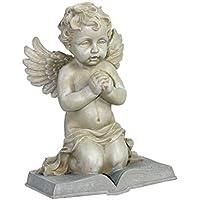 Progettazione Toscano NG30875 Preghiera di Cherubino statua