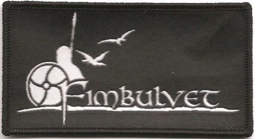 - Con Logo Fimbulvet/Patch
