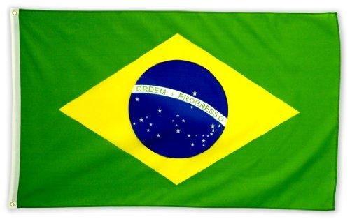 Brasilien Fahne 150 x 90cm