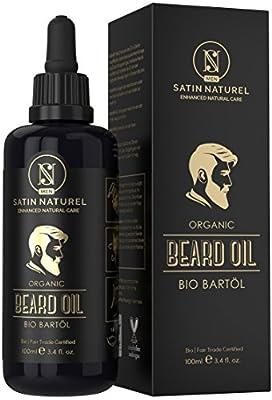 Bartöl in Bio Qualität
