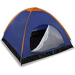 Aktive Pop Up 52785 Tente Camping 200x 200x 100cm4Personnes