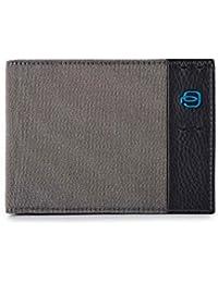 Portafoglio Uomo con Porta Documenti Monete e Carte di Credito | Piquadro | PU1392P16-Classy