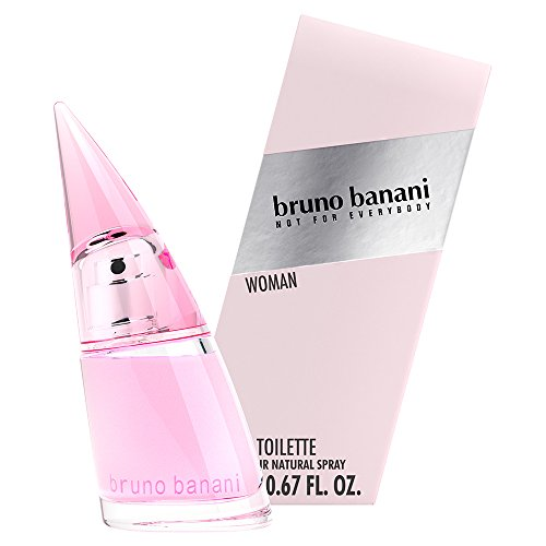 bruno banani Woman Eau de Toilette Natural Spray, 20 ml