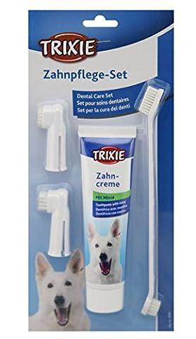 Trixie 2561 Dental Care Kit, dog