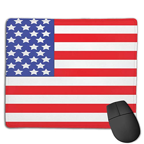 American Flag Fashion High Speed Surface Desk Pad Gaming Mousepad