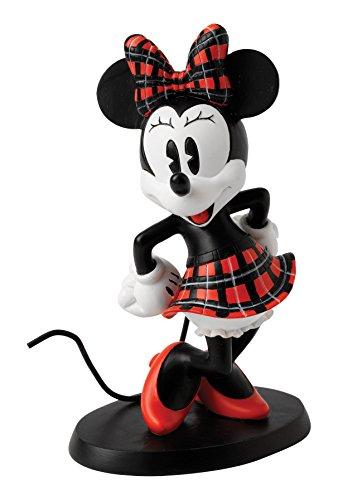 Enesco A27163 Enchanting Disney Scottish Minnie Mouse Figur (Charakter-outfit Disney)