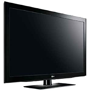 lg 60ld550 152 4 cm 60 zoll lcd fernseher full hd 100hz dvb t c schwarz. Black Bedroom Furniture Sets. Home Design Ideas