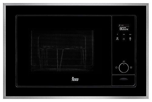 Teka ML 820 bis Microondas con grill, 1100 W, 20 litros, Otro,...