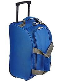 Aristocrat Volt Polyester 55 cms Blue Travel Duffle (DFTVOL55BLU)