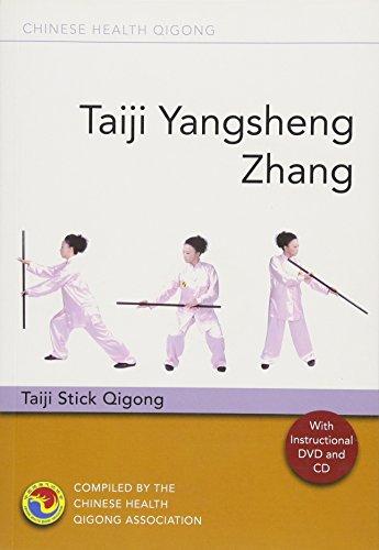 Taiji Yangsheng Zhang: Taiji Stick Qigong par Chinese Health Qigong Association
