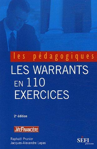 Les warrants en 110 exercices