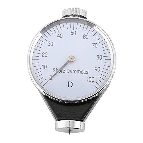 Gomma Pneumatici Durometro Durezza Tester Hashore Meter 0-100 Tipo a/o/d Forma Durometro...