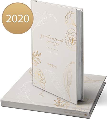 Hardcover Terminplaner 2020 - Terminkalender und Wochenplaner zum Planen und Organisieren - Kalender, Taschenkalender und Planer 2020