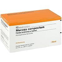 Mucosa Compositum Ampullen 50 stk preisvergleich bei billige-tabletten.eu