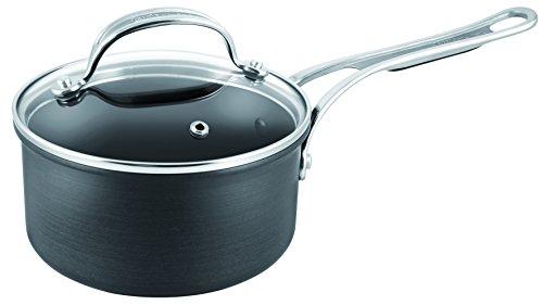 Tefal Jamie Oliver Hard Anodised Premium Series Saucepan & Lid