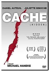 Cache [DVD] [2006] [Region 1] [US Import] [NTSC]