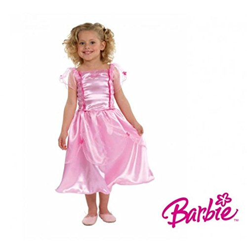 Imagen de disfraz barbie niña  único, 5 a 7 años