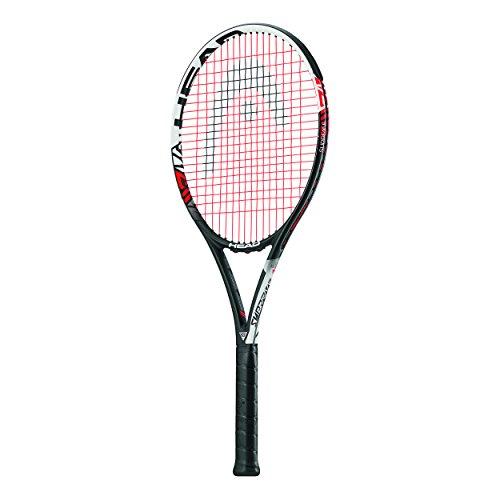 HEAD Supreme Tennis-schläger, Schwarz, 10