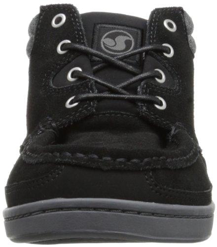 DVS Shoes Hunt, A collo basso uomo nero (Schwarz)