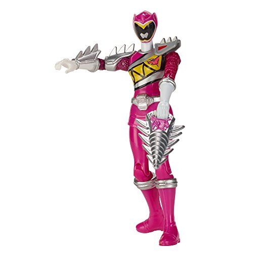 Power Rangers 12.5 cm Dino Supercharge Armed Up Mode Ranger Figure (Pink)