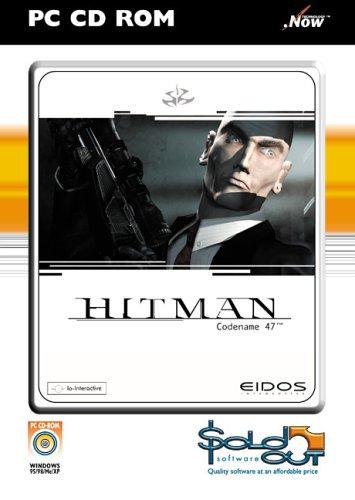 Hitman Codename 47 - Pc-Cd Rom CD