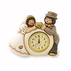 Idea Regalo - thun 8018594240469 orologio coppia sposini