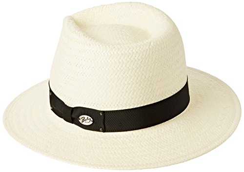 Bailey Spencer, Trilby Hat Homme Blanc (Natural)