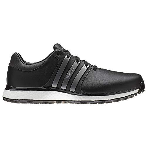 adidas Herren Tour360 Xt-sl(Wide) Golfschuhe, Weiß (Negro/Plata/Blanco F34993), 46 EU