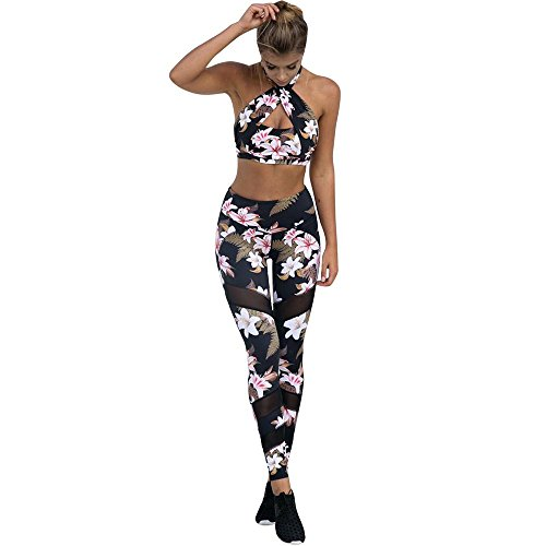 TianWlio Leggings Damen Frauen Hohe Taille Sport Gym Yoga läuft Fitness Leggings Hosen Sportliche Hosen Fitness Sport Leggings Yoga Fitness Leggings Yoga Leggings Sport