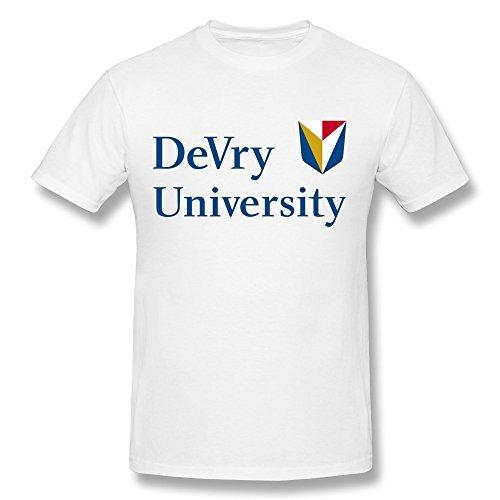 uomos-devry-university-logo-t-shirt-white