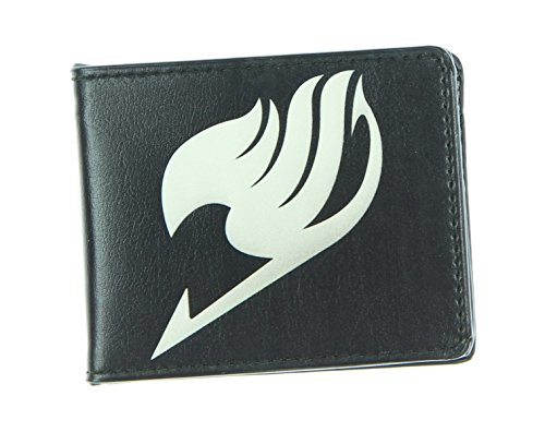 Buckle Down Fairy Tail Bi-Fold Geldbörse (Guild Symbol) -
