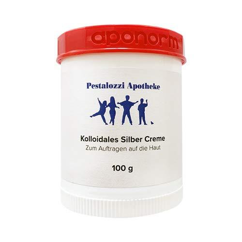 Kolloidales Silber Creme (100 g) aus Apotheken-Herstellung - hochwertige Qualität - bewährte...